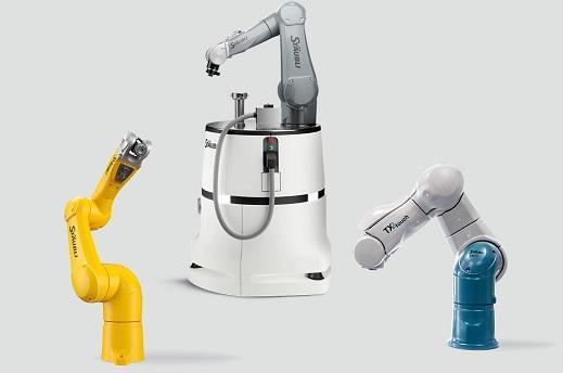 robotic range