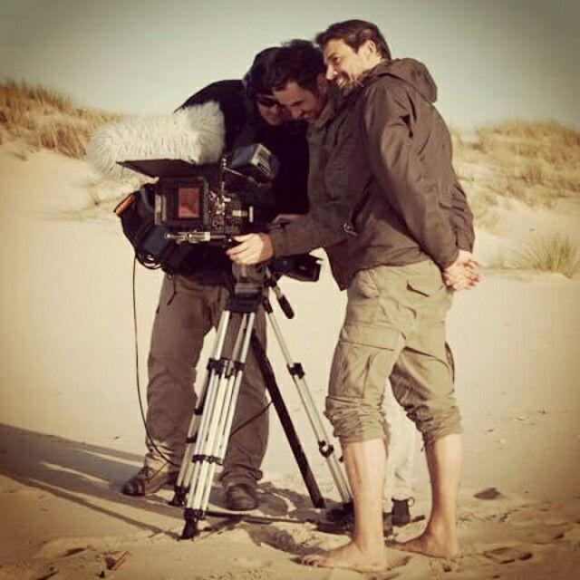 """""""Sea of men"""" documentary produced by Azhar Media, CTM Docs, El Viaje Films. In coproduction with Canal Sur TV."""
