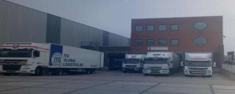 Gateway Hub- Schiphol