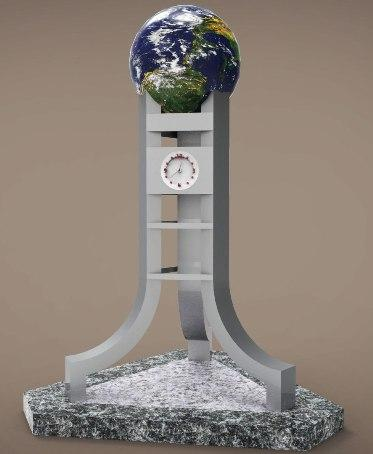 Total height of 11 meters.