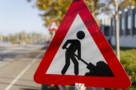 Signalisation routière de chantier