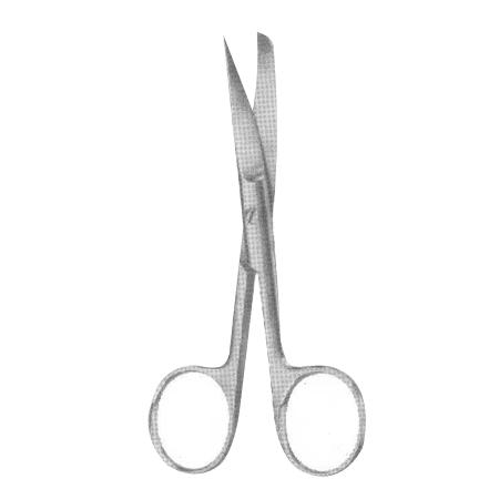 Surgical scissors standard type available in different sizes as per quality standards.
