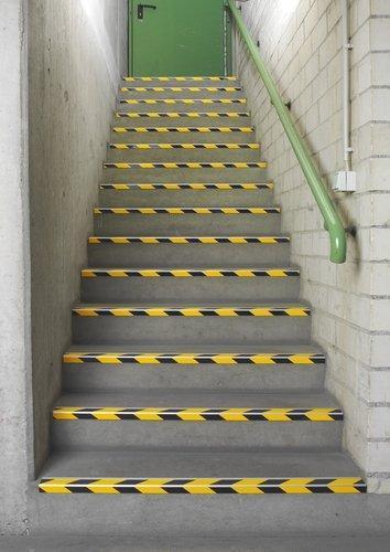 Antirutsch-Stufenprofile