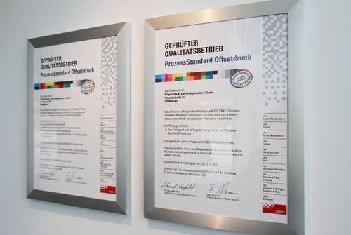 Wir sind PSO zertifiziert