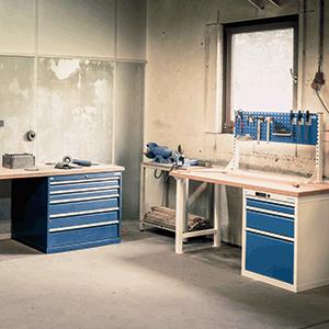 CNC Arbeitsplatz