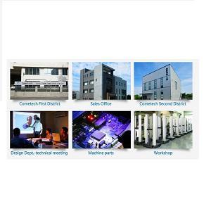 Cometech Testing Machines Co., LTD