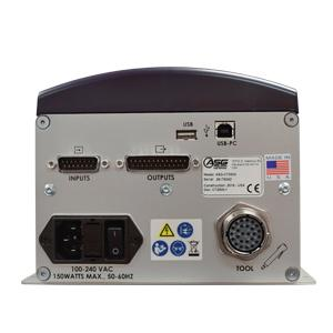 CT2500 controller bottom side