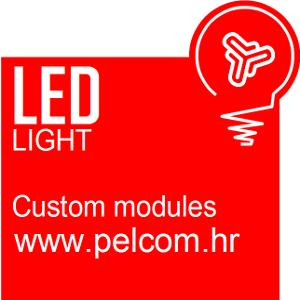 We do custom LED modules according your requirement. We can help you change existing lamps; for example change of white from 5000K to 3000K.