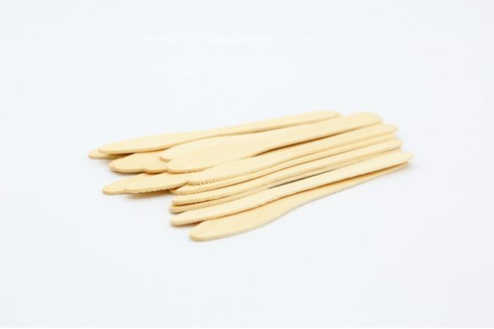 Wooden spoon 125 mm
