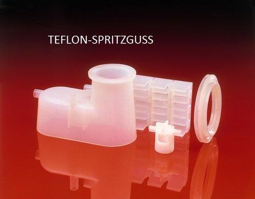 Teflon-Spritzguss