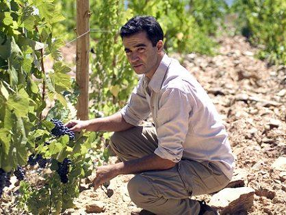 Winemaker Francisco Montenegro
