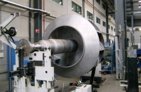 Repairing a fan
