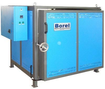 Etuve électrique à convection forcée pour toutes applications. Intérieur acier doux ou acier inox pour les versions -I, plusieurs supports étagères. Ventilateur avec turbine en acier inox.