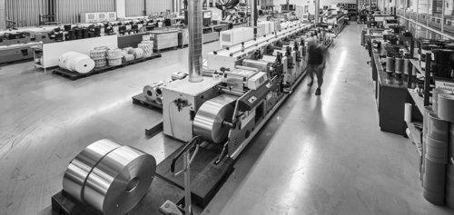 Produktion - Druckerei