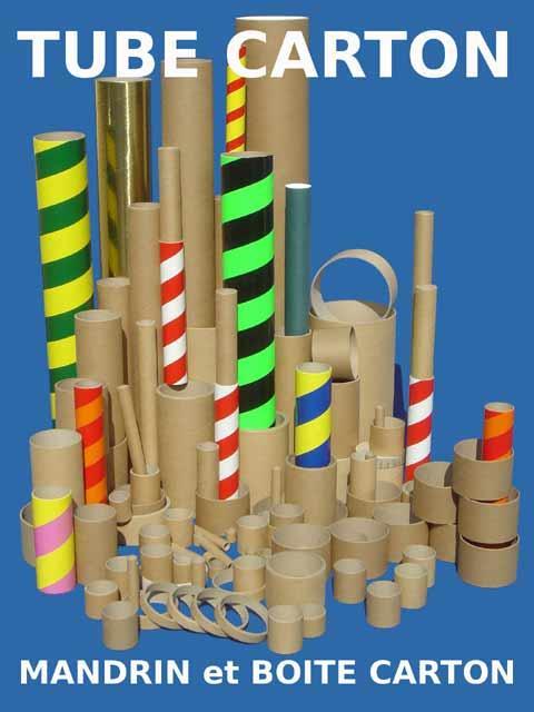 fabricant tube carton