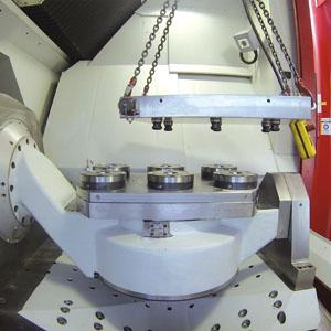 Das UNILOCK Nullpunktspannsystem verfügt über eine große Modulvielfalt und kann für unterschiedlichste Anwendungen (manueller Einsatz bis Automatisierung) für den Ein- oder Aufbau verwendet werden.