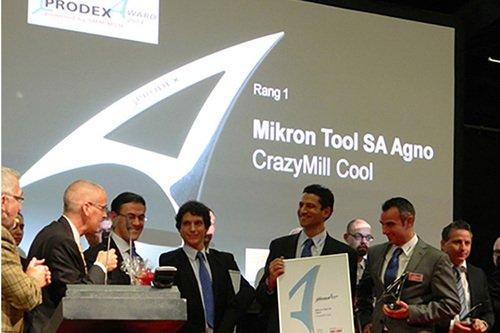 Gewinner des Prodex-Award 2014