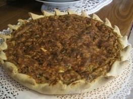 torta di pepe camaiorese