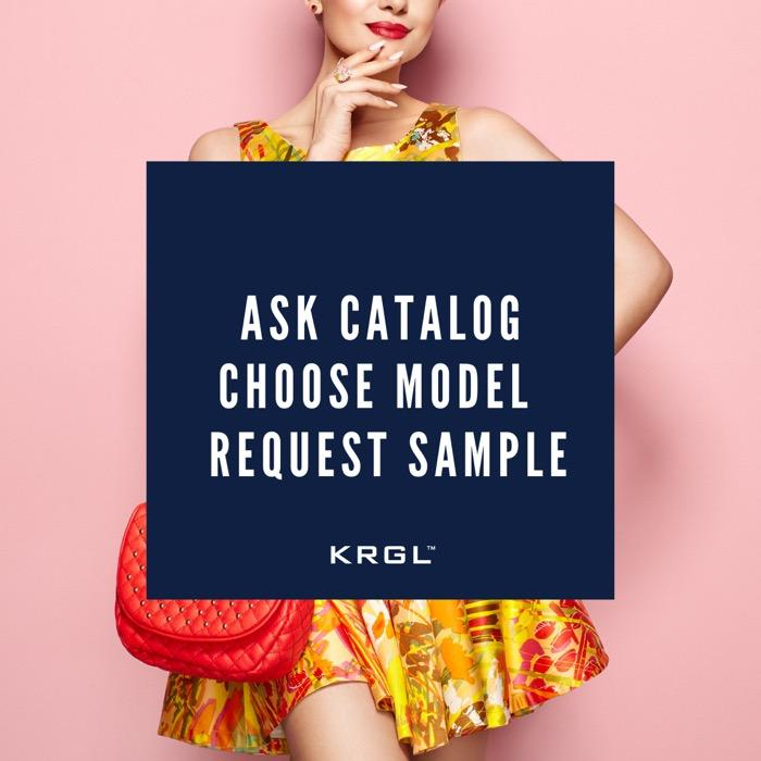 Ask, Choose, Request...