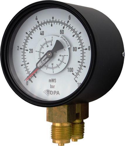 TOPA Differenzdruckmanometer