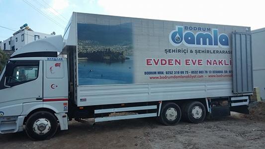 Bodrum İstanbul Evden Eve Damla Nakliyat Ev Eşyası Taşımacılığı, Eşya Paketleme