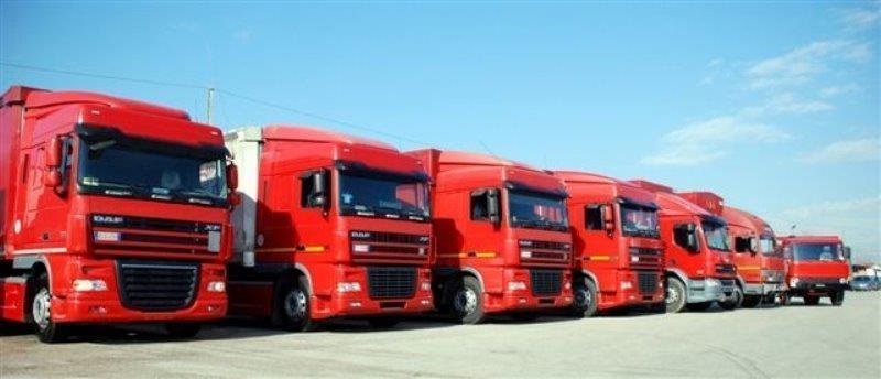 Trasporti nazionali celeri di merci anche parziali in conto terzi.