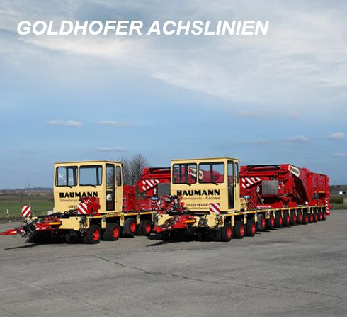 Goldhofer Achslinien