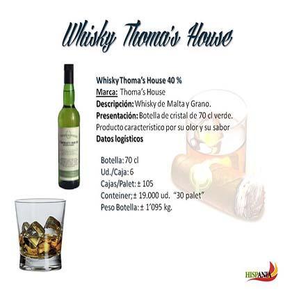 Fabricación y venta de bebidas alcohólicas, envasamos para marcas blancas.