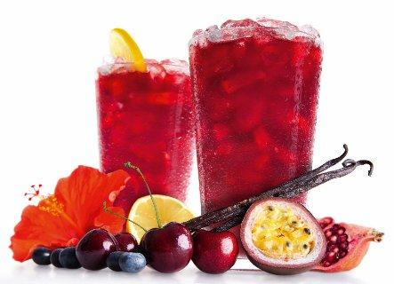 Special Fruit & Herbal infusions for hot and specially COLT Tea