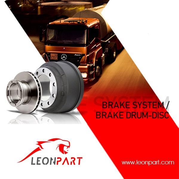 leonpart brake drum disc