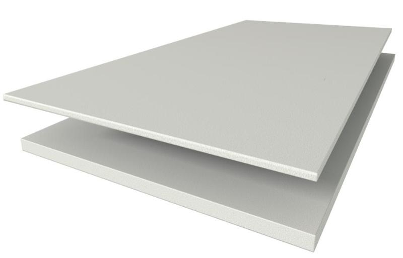 Fibre cement boards for drywall construction as well as backer boards, flooring, ceiling and facades