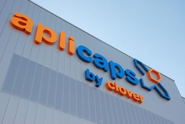 Planta de fabricación Aplicaps by Clover
