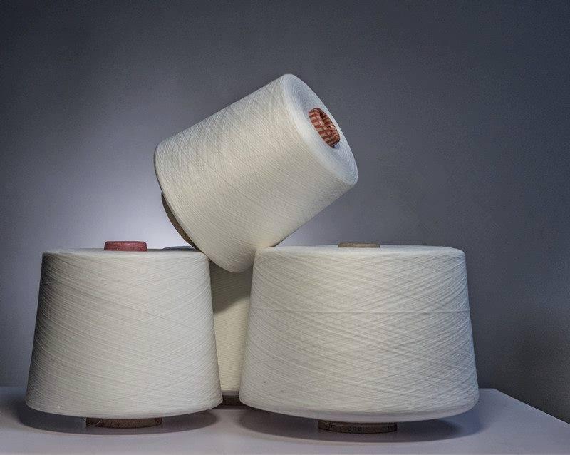 Egyptian cotton yarns