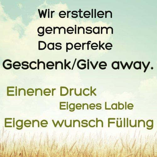 Personalisierte Give away