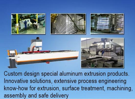 Designing special aluminum extrusion products and customized solutions to extrusion, surface treatment, machining, assembly and safe delivery of their products.