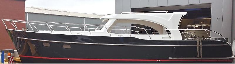 Yachtbouw NewSilence 39