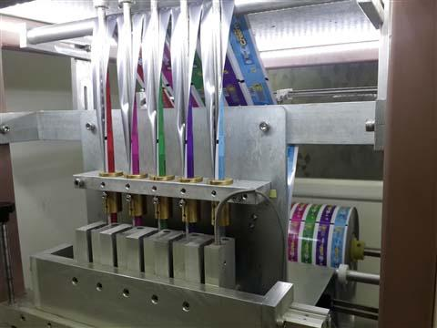 Stick Chocolate Filling and Packaging Machine