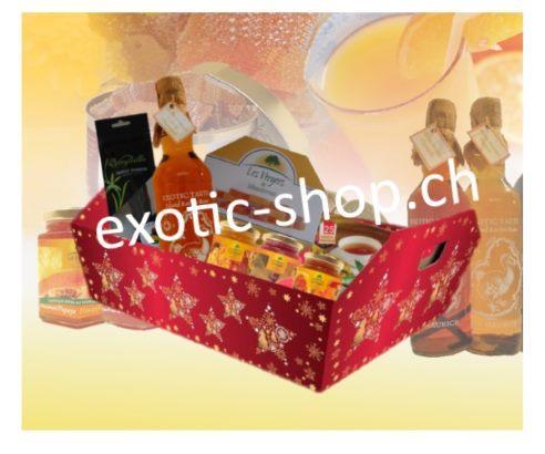 Sélection de coffrets cadeaux de Noël et pour toute occasion. Coffrets cadeaux d'entreprise, comités d'établissement...