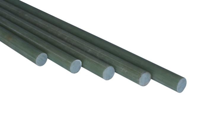 Dielectric rods for using in insulating electrical nodes diameters 2.5,4,15,20mm