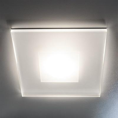 LED Glass Ceiling lamps