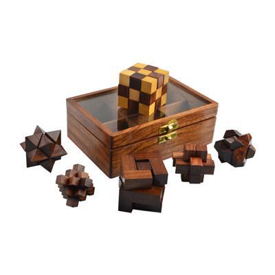 Wooden Handmade Games