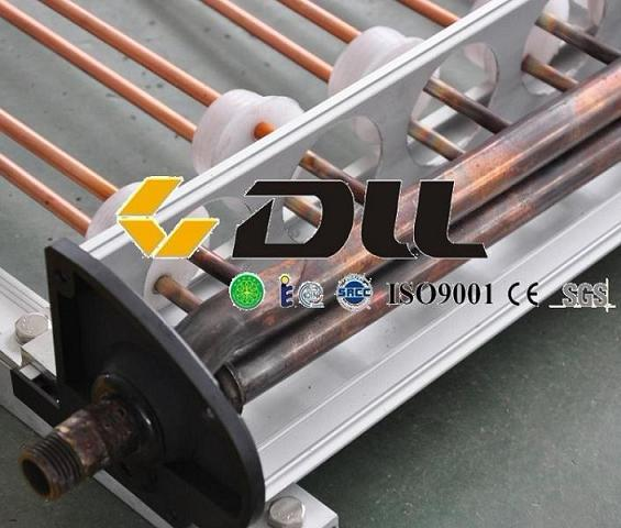 U pipe solar thermal collector