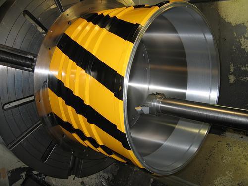 CNC-Metallbearbeitung