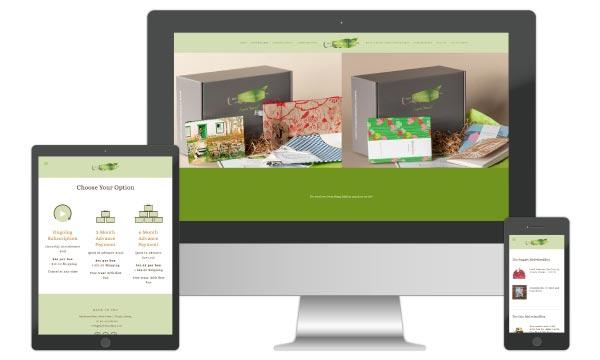 eCommerce web design by BigNet Design Ltd Dublin