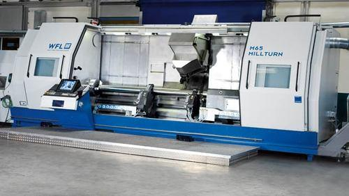 CNC Dreh- und Fräscenter