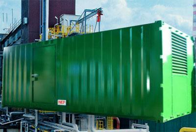 Container generators