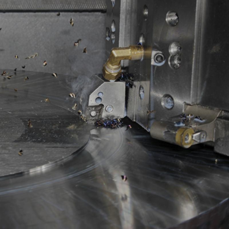 Produzione macchinari per l'industria chimica