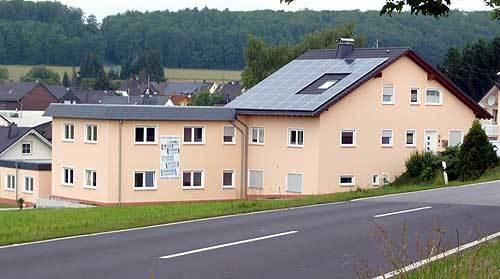 Gebäude Schilderfarbik