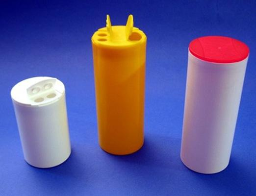 Tappi - Contenitori - Dispenser in plastica