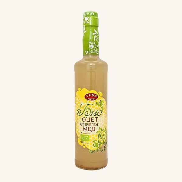 Organic Honey Vinegar 5% acidity